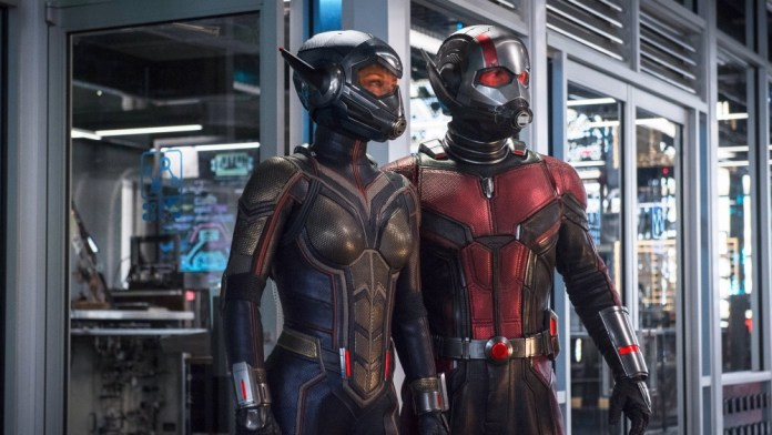 avengers Ant-Man Wasp