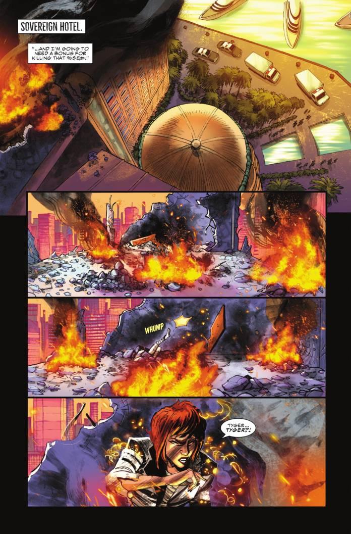 Black Widow #5 page 2