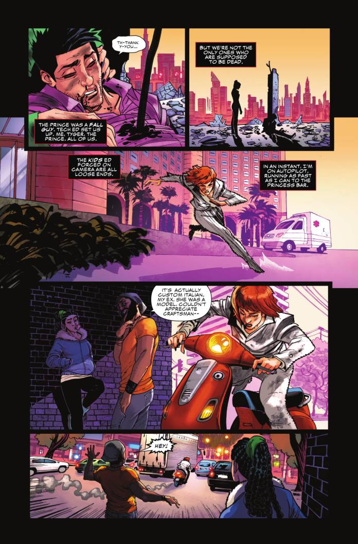 Black Widow #5 page 4