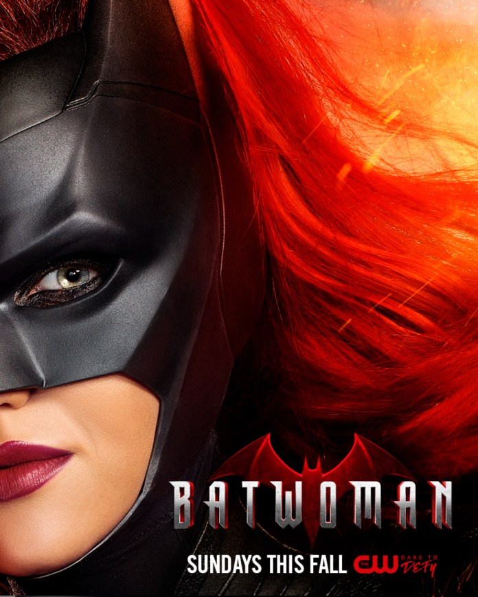 Key Art for Batwoman on The CW