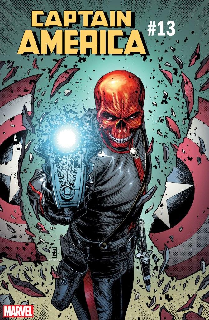 Captain America #13 Variant Cover