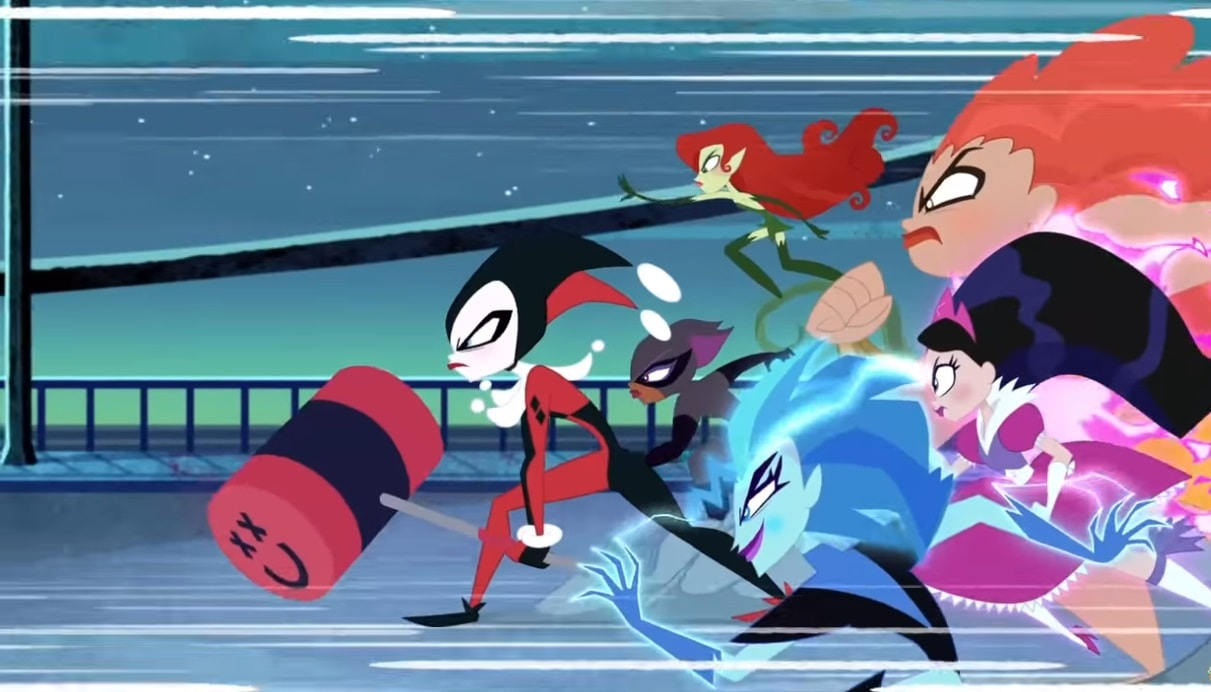 Villains Debut In New Dc Super Hero Girls Episodes In May The Beat