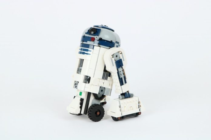 Lego Star Wars Boost Droid Commander R2-D2