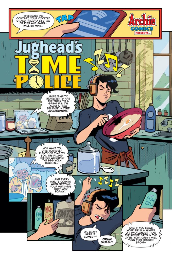 Jughead's Time Police #1 P2