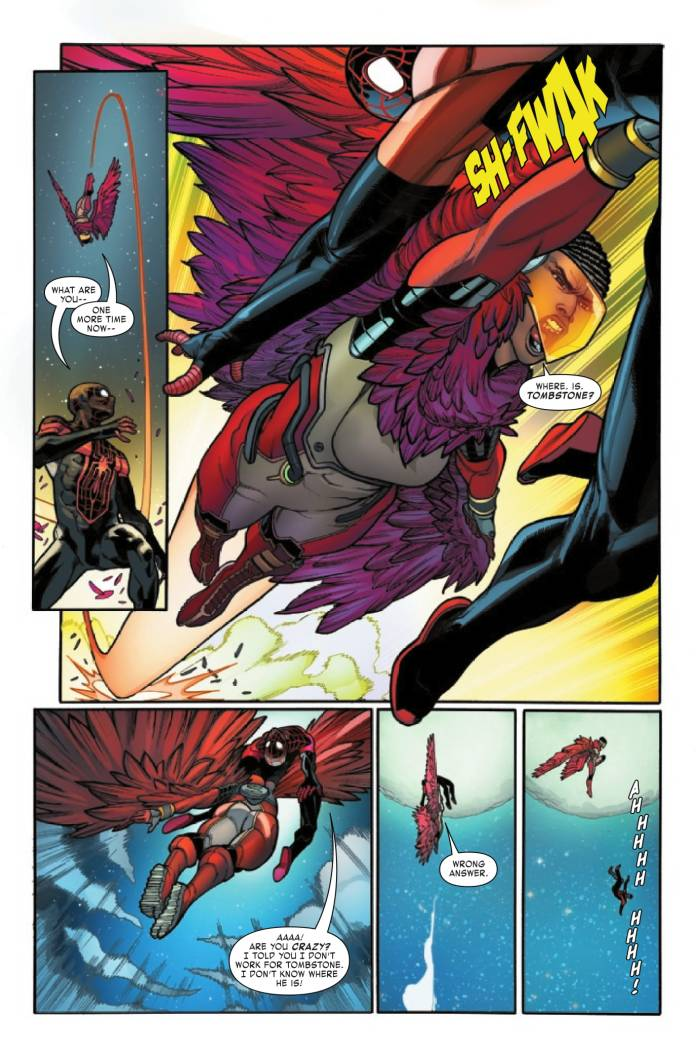 Miles Morales #6 preview page 2