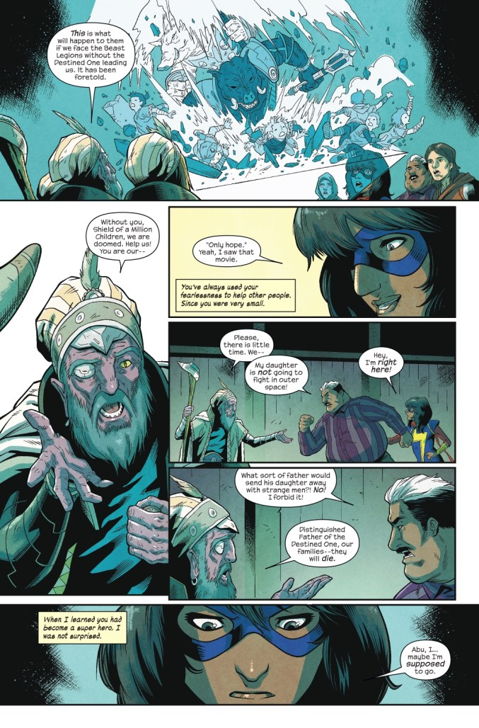 Magnificent Ms. Marvel #3 - Page 4