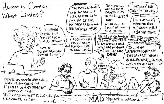 Queers & Comics conference comic 10