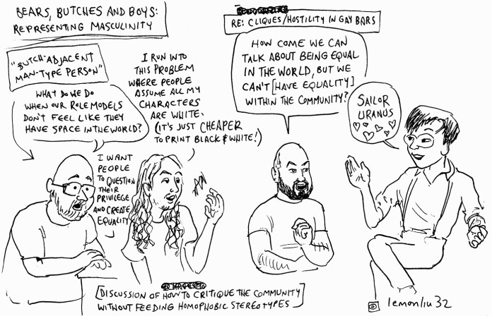 Queers and Comics conference