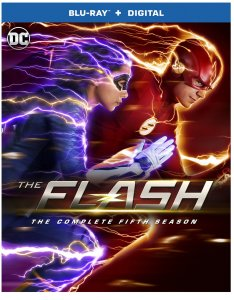 Arrow The Flash Blu-ray