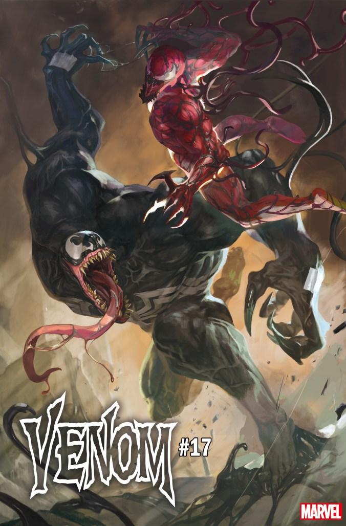 Venom #17 Variant Cover