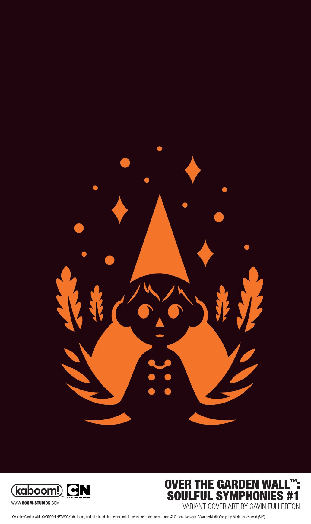 Over the Garden Wall: Soulful Symphonies #1 variant cover A