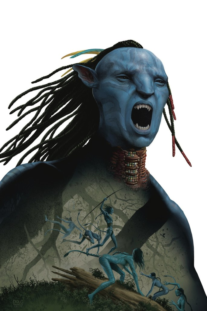 Avatar: Tsu'tey's Path #5 Cover A