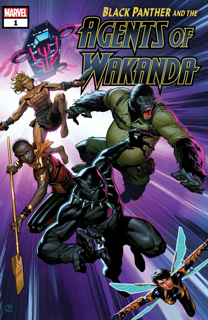 Cover by Jorge Molina.