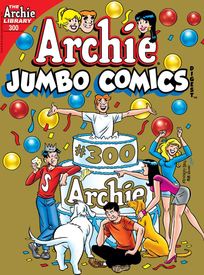 Archie Jumbo Comics Digest #300 Cvr