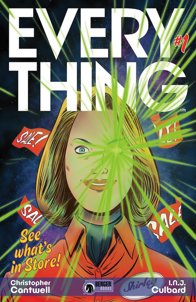 Berger Books's Everything #1