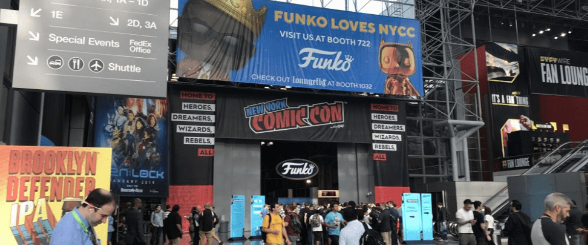 Comic Convention and Events Calendar: 9/20 – 9/22
