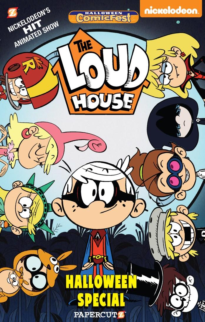 "The Loud House: ""A Very LOUD Halloween"""