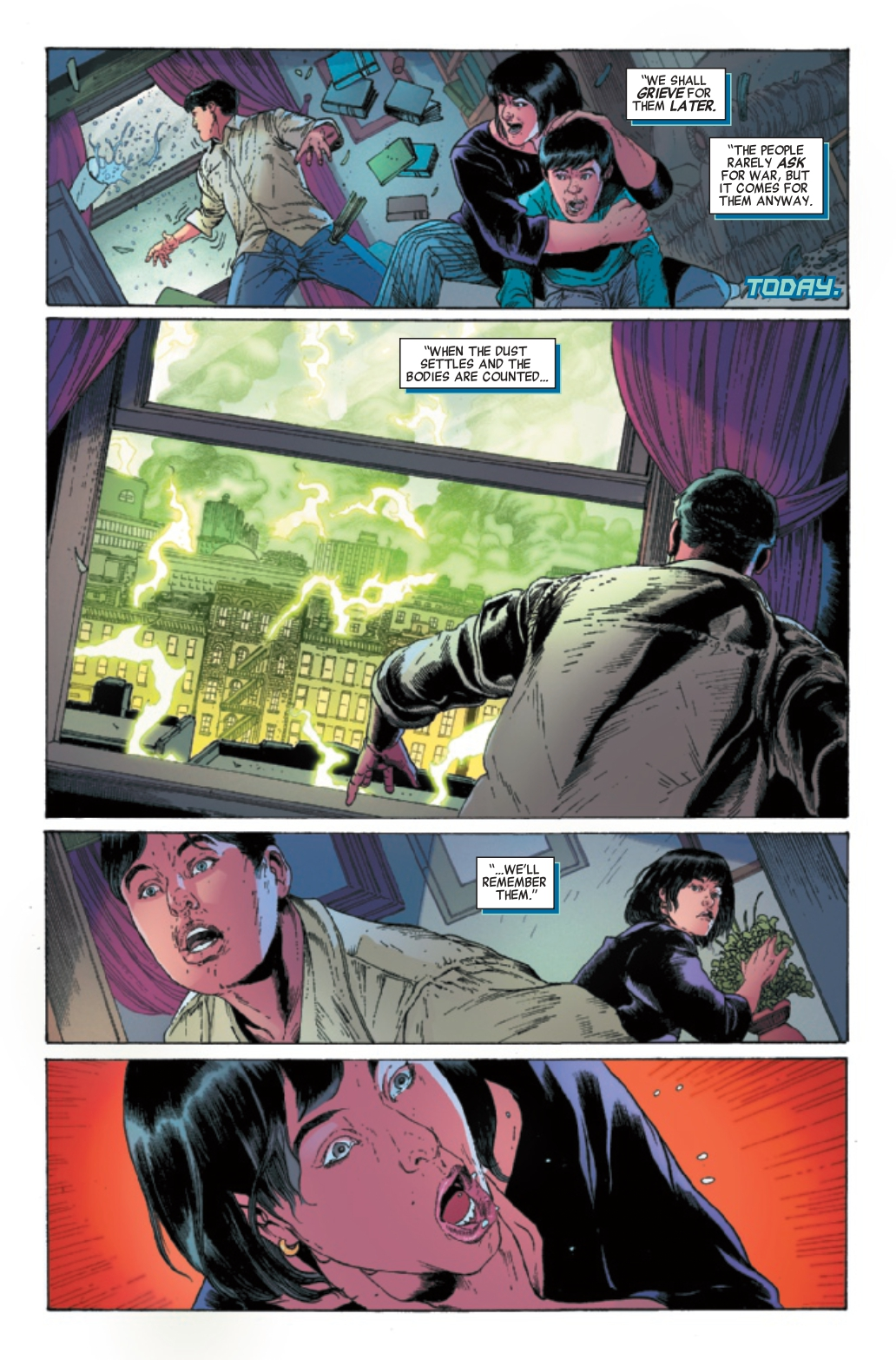 Invaders #6 Page 3