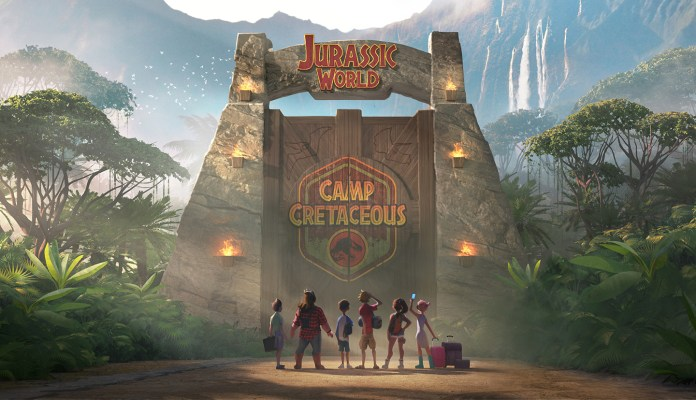 Jurassic World: Camp Cretaceous promotional image
