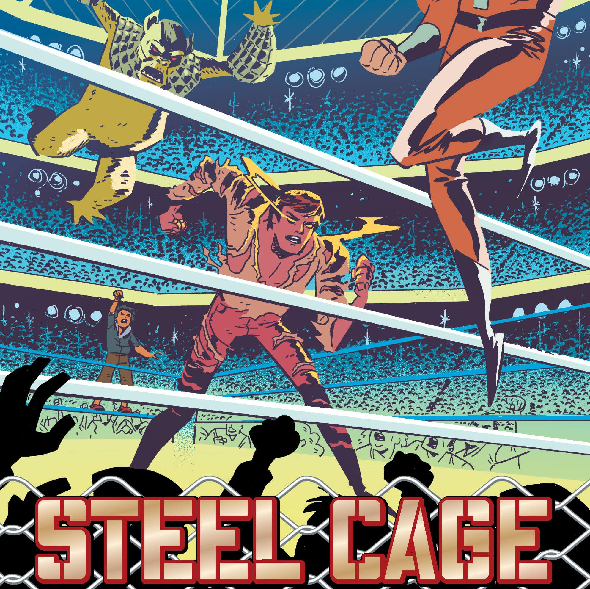 Steel Cage