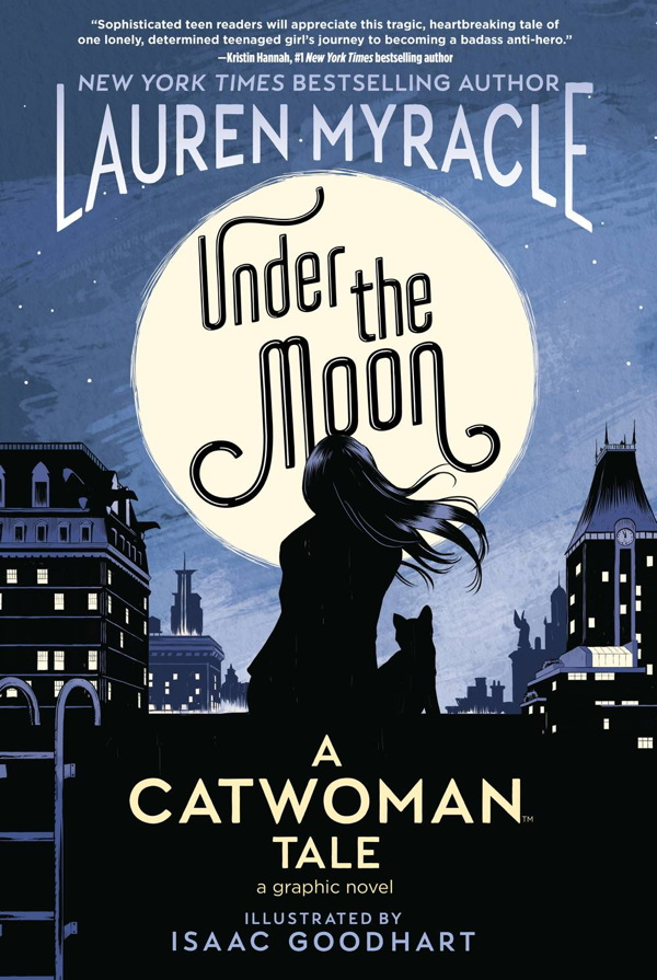Under the Moon A Catwoman Tale may sales