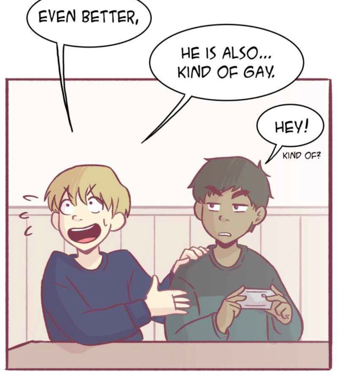 12 Queer Comics to Read on Webtoon Right Now! - The Beat