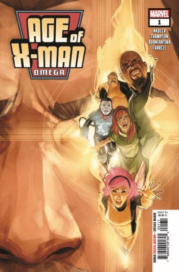 Age of X-Man: Omega #1