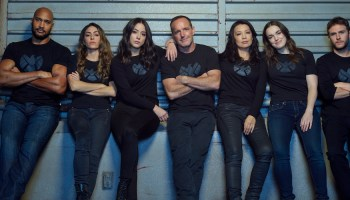 Agents of S.H.I.E.L.D. panel