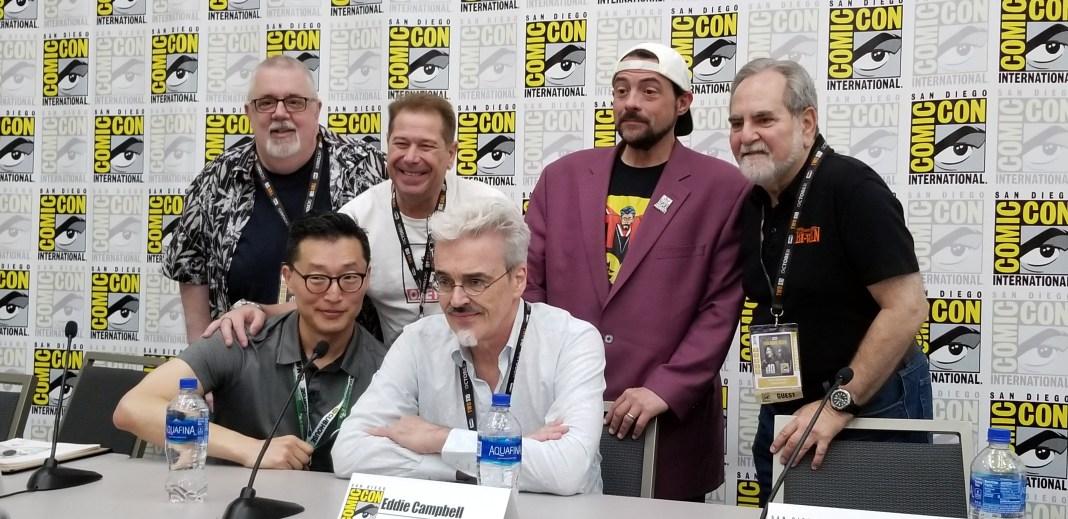 Comic-Con in the 2000s panel