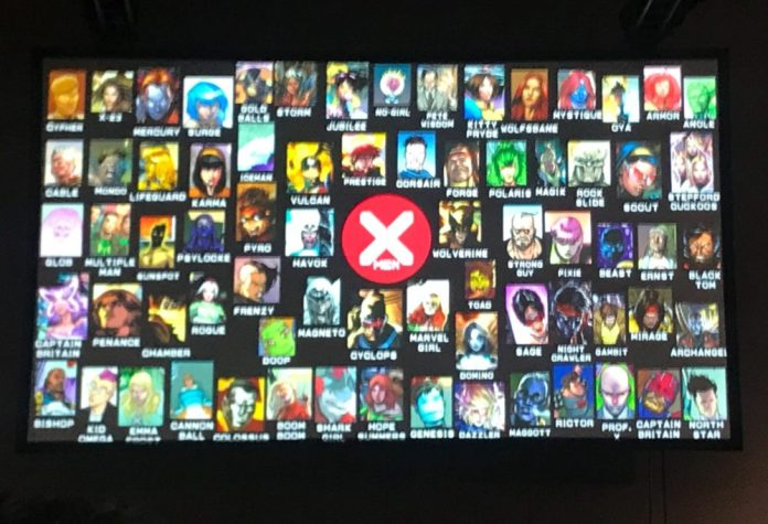 X-Men at Marvel's Next Big Thing