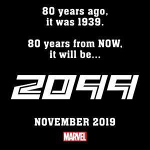 Marvel 2099 Teaser