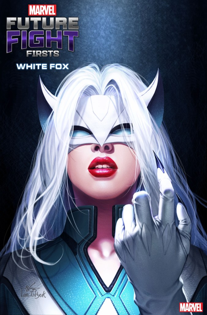Marvel Future Fight: White Fox #1