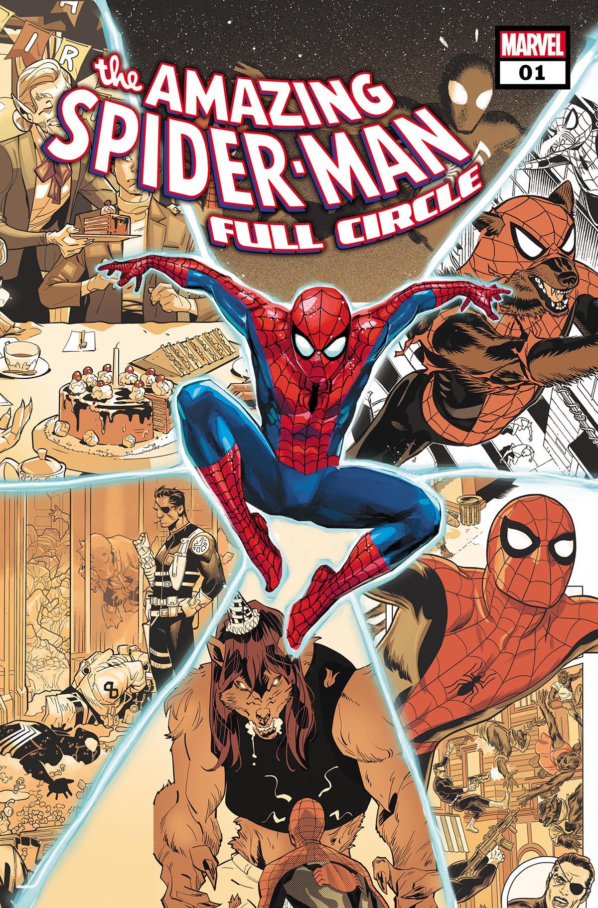 The Amazing Spider-Man: Full Circle #1