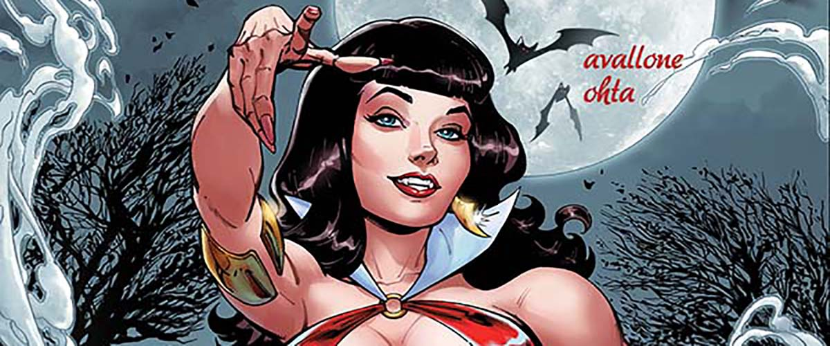EXCLUSIVE PREVIEW: Bettie Page: Unbound #2 continues the Crisis on Infinite Betties
