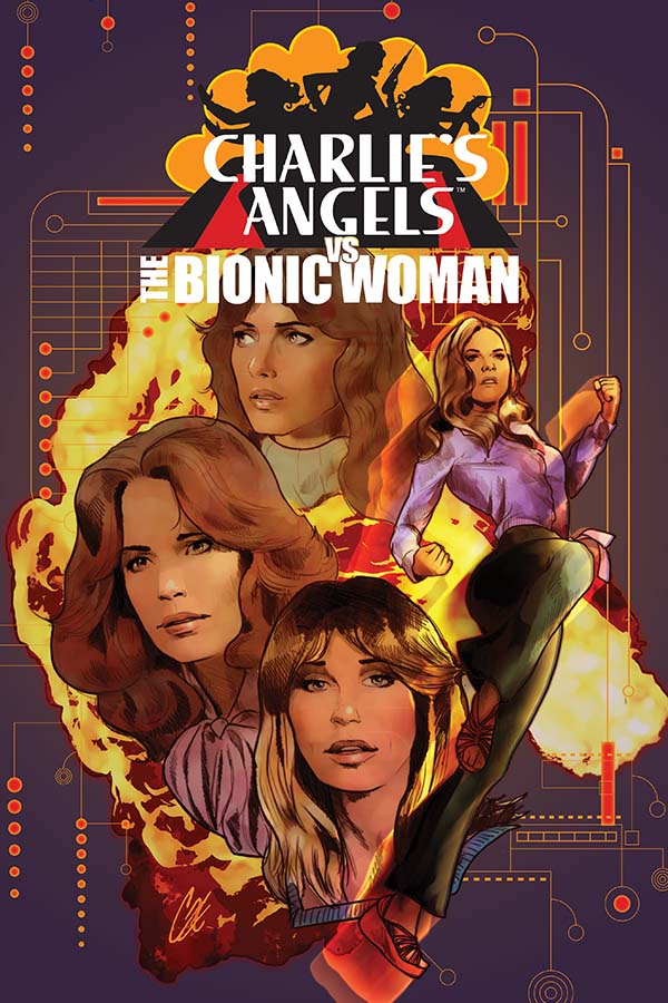 Charlie's Angels Bionic Woman #1