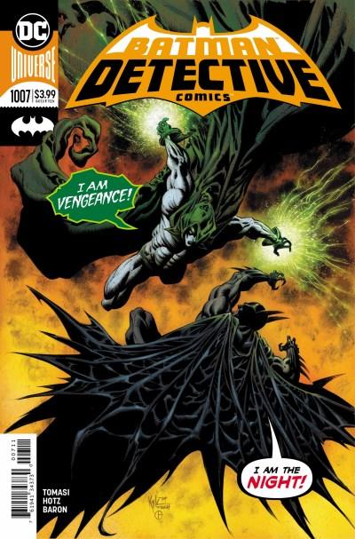 Detective Comics #1007 cover