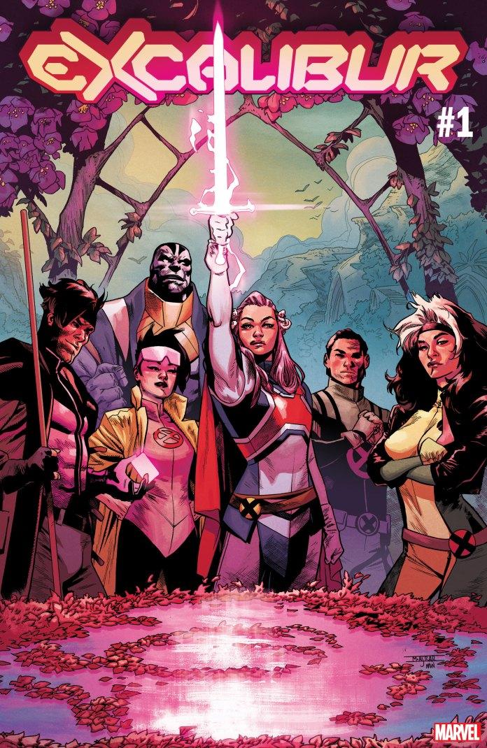 Dawn of X - Excalibur #1