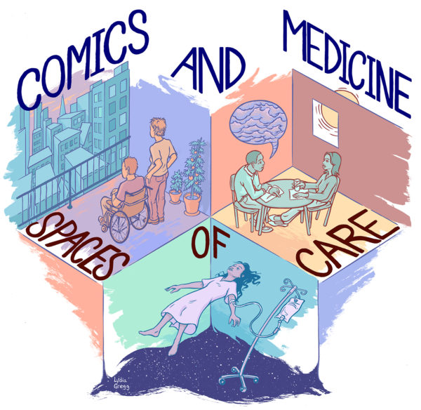 INTERVIEW: Graphic Medicine gets a clean bill of health from founder Ian Williams