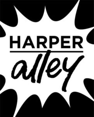 harperalley logo
