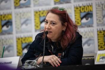 The Beat Editor-In-Chief Heidi MacDonald