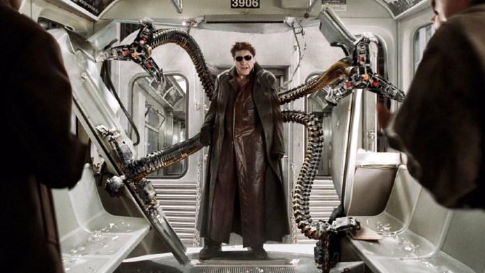 Spider-Man movie villains: Doc Ock