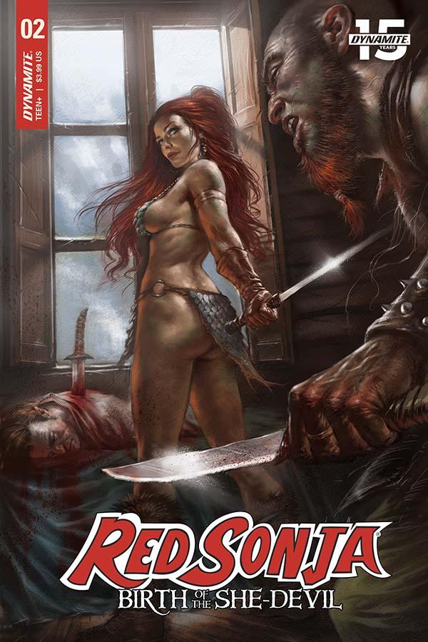 Birth of the She-Devil #2
