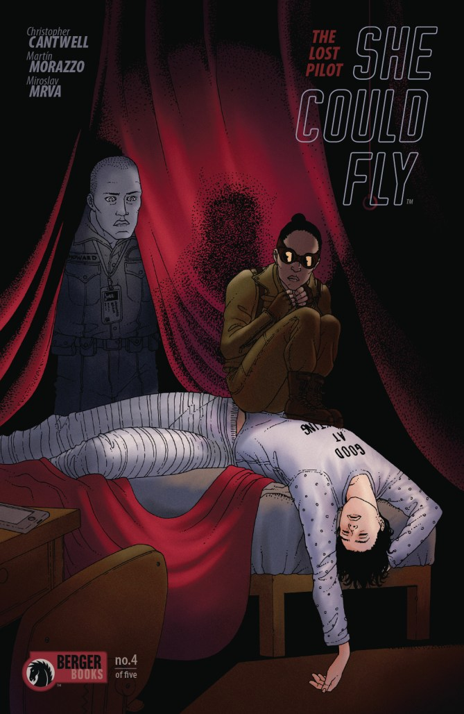 She Could Fly: The Lost Pilot #4