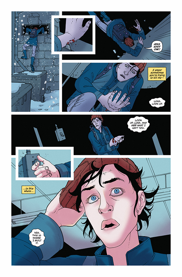 She Could Fly: The Lost Pilot #4 Page 4