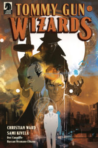 Tommy Gun Wizards #1 Cover A