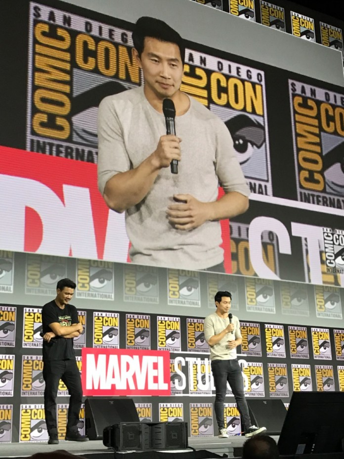 SDCC '19: Marvel Studios has its Shang-Chi for SHANG-CHI AND THE LEGEND OF THE 10 RINGS