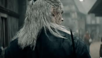 Witcher teaser