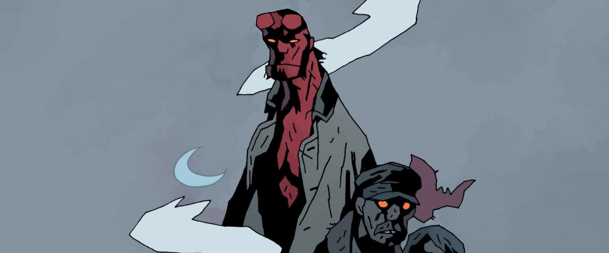HELLBOY gets an all-new one-shot just in time for Halloween