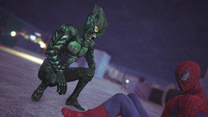 Spider-Man movie villains: Green Goblin