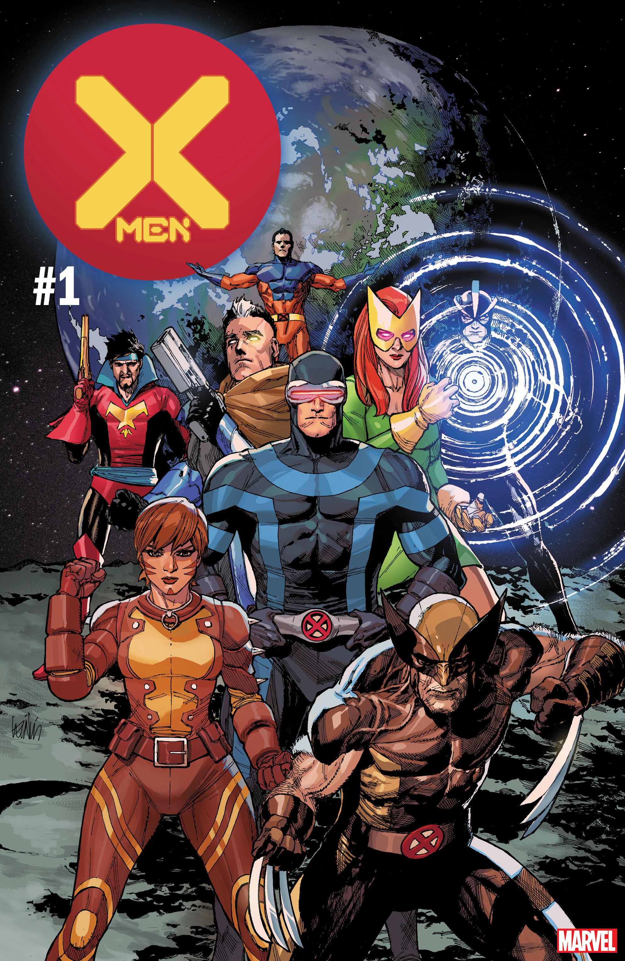 Dawn of X - X-Men #1